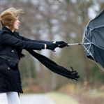 Şiddetli Rüzgâr Pilates Etkisi Yapıyor!