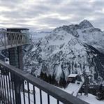 Snowboarden am Walmendingerhorn, der Geheimtipp