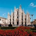İtalya – Milano'da 2017 'ye Merhaba