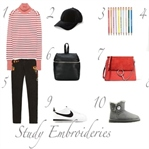 Trendy Tuesday - Rock your Finals