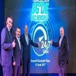 Türkiye'deki İlk 5G Testinde Rekor Hıza Ulaşıldı