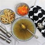 Von der Kunst des Resterl-Kochens: Frittatensuppe