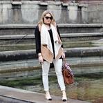 Warm and cozy trend: fake fur vests