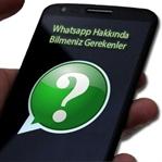 Whatsapp ile İlgili 8 İpucu