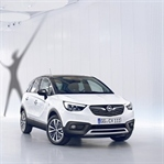 Yeni Opel Crossland X ile Opel X Ailesi Genişliyor