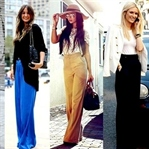 Zayıf Gösteren Elbise Modelleri