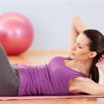 1 Haftada Göbek Yağı Eriten Egzersizler