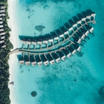 Ab ins Beachhouse! Das Kuramathi Island Resort