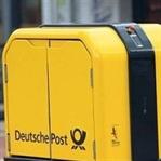 Almanya'da Robot Postacılar İş Başında