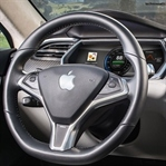 Apple Üretimi Araba : iCar