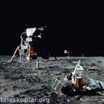 Ay'a Giden Astronotlar Dünya'ya Nasıl Döndü?