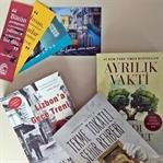 Bir Kutu Kitap Ekim Ayı Kitap Alışverişi