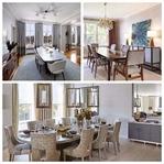 Birbirinden Şık 30 Yemek Odası Dekorasyonu Örneği