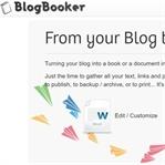 BlogBooker ile Blog Yazılarını Kitaplaştırın