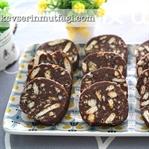 Çikolatalı Mozaik Pasta (Videolu Tarif)