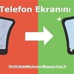 Çizilen Telefon Ekranını Nasıl Onarabiliriz !