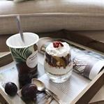 Coconut Joghurt Breakfast