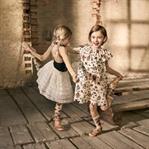 Çocuk Elbiseleri Modelleri Günlük