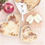 Der beste gedeckte Apfelkuchen der Welt