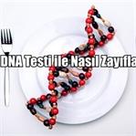 DNA Testi ile Nasıl Zayıflanır