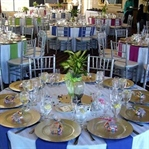 Düğünler İçin Masa Süsleme Fikirleri