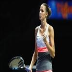 Dünyanın En İyi 8 Kadın Tenisçisi Singapur'da