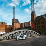 Ein Spaziergang durch Hamburg