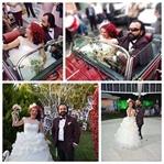 Enerji Ve Coşku Dolu Düğün Hikayesi Fotoğrafları