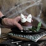 Gewürz Cupcakes für Halloween