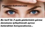 GÖRME SORUNLARINI 3 AYDA ORTADAN KALDIRACAK YÖNTEM