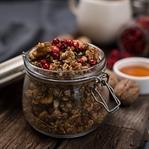 Herbstliches Chai Granola