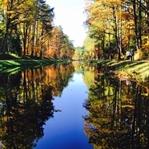 Herbstzauber am fränkischen Ludwigskanal