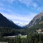 Stille Schönheit: Pontresina im Schweizer Engadin