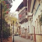'Kaleiçi' Antalya'da Başka Bir Dünya