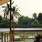 Kanchanaburi - Zwischen Fluss und Brücke