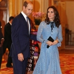 Kate Middleton: Temperley London Eclipse Elbise