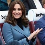 Kate Middleton: Philosophy Mavi Ceket
