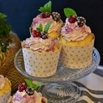 Kolay Frambuazlı Cupcake tarifi