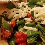 Lezzetli Tulum Peynirli Roka Salatası Tarifi