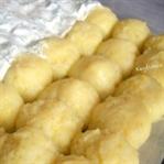Mayonezli Patates Topları