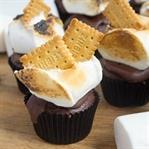 Mini S`mores Cupcakes
