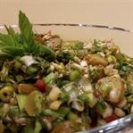 Muhteşem ve Sağlıklı Pırasa Salatası