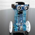 İngiltere Öğrencilerinden Kendinden Dengeli Robot