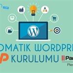 Otomatik WordPress Kurulumu