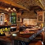 Rustik Ev Dekorasyonu Tarzı