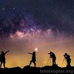 Samanyolu Fotoğrafları Nasıl Çekilir?