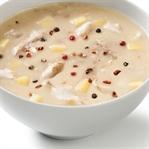 Servise hazır lezzeti de levreği de bol çorba