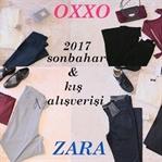 Sonbahar Kış Alışverişi | Kadın & Erkek OXXO&ZARA