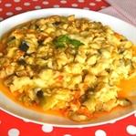 Tavuklu Patlıcan Yemeği Tarifi