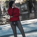 Trendfrabe Rot & Karos : Powerkombi für den Herbst